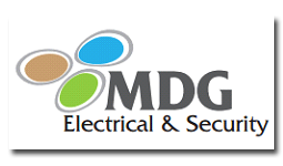MDG Electrical & Security logo